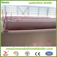 Air Entraining Concrete Block Making Machine Still Kettle