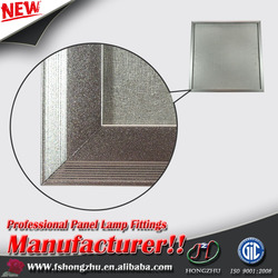 Aluminium profile ceiling led panel light frame