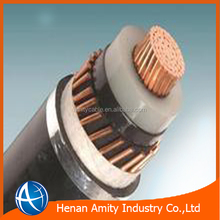 N2xS2Y single core MV underground copper wire screened power cable 240