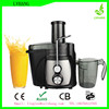 400W high extraction rate stainless steel smoothie maker juicer