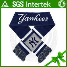 New York Yankees rugby scarf