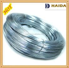 u type electro galvanized wire /Own factory