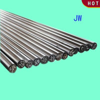 Normalised & Tempered hard chrome plated steel bar