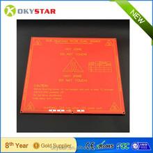3D printer RepRap PCB hot bed Heatbed MK2 send thermistor heating plate