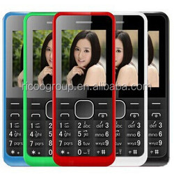 Promotion lastest dual sim card phone c106 very cheap mobile phones in china