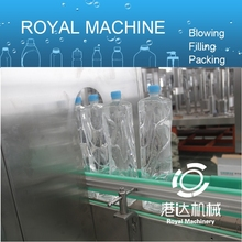 Automatic 3-in-1 Bottled Water Washing Filling And Capping Machine