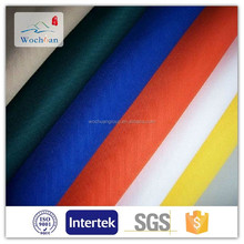 High quality polyester cotton 21*21 108*58 dyed workwear uniform fabric