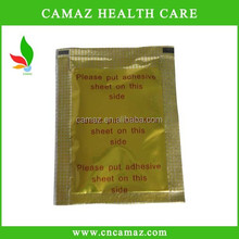 healthcare products gold relax bamboo foot patch for health and beauty