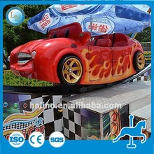 Indoor child popular factory price amusement rides Mini Flying Car for sale