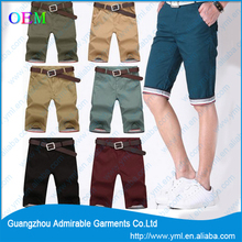 OEM garment factory direct new designed men shorts