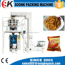 Liquid Filling And Weighing Device Automatic Cereal Packaging Machinery