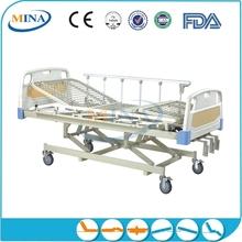 MINA-MB3203B new type home care triple crank hospital bed