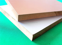 popular high gloss panel mdf with high quality using water-based paint 2015years new