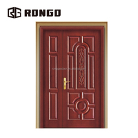 2014 Hot selling Mather son used wood exterior doors