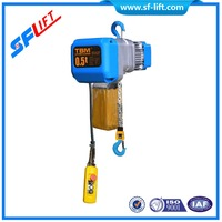 SHH Hook Suspension Electric Chain Hoist