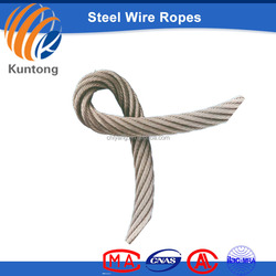 Steel Wire Rope Application and DI Standard Steel Wire Rope Price