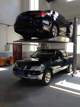 Smart Stack Two Post Electric Car Parking System