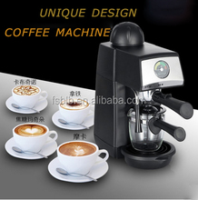 Mini Espresso Coffee Machine with Milk Forther for ITALY 5bar