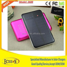 2015 the new style solar cell phone charger for tablet or phone