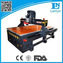 Shenzhen Wood Vacuum Table Multicam CNC Router for Furniture