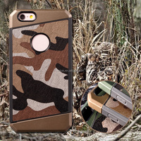 Free sample top sale hybrid hard case cover for iphone 6