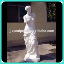 venus estatua de mármol blanco