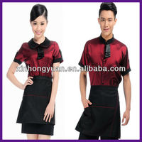 hotel receptionist uniforms/ hotel housekeeping uniform/ hotel staff uniform