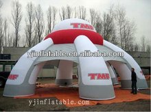 giant inflatable dome tent for outdoor exhibition/exploration