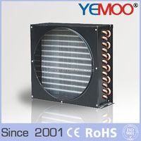 H type cold room condenser fan coil unit condenser best price on sale