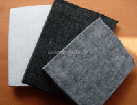 High quality nonwoven polyester wholesale felt fabric