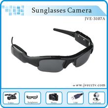 Sport Camera Sunglasses Hidden Vedio DVR Eyewear Glasses Audio recorder Camcorder Sunglasses Camera DV HD 1280*960P 3107A