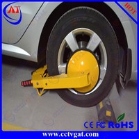 Suction cup wheel lock/car tyre lock/anti-theft tyre lock from China GAT-L3-S