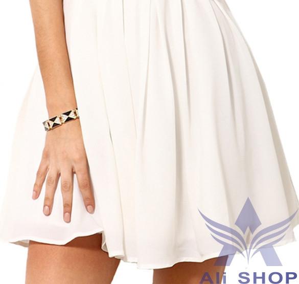 فستان سواريه قصير باللون الآبيض والآسود تحفه HTB1XgsUFFXXXXXoapXXq6xXFXXXd
