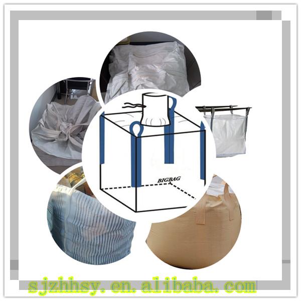 Bolsa a granel de embalaje urea 1 tonelada pp jumbo bolsa - Bolsas para escombros ...