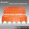 SUNWIN Heavy Equipment Attachments Rock bucket for excavator Demag H95