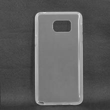 2015 new fashion design tpu mobile phone bumper case for Samsung galaxy NOTE5