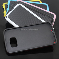 Mat single bottom case straw matting grain combo case for Samsung Galaxy Core i8260 i8262