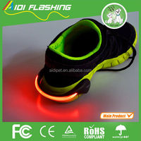 decorative shoe clip visible shoe clip for runner waterproof led shoe clip