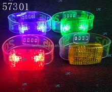 motion sensor light up bracelet