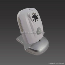 Mini Style and Infrared Technology 3g alarm camera work with detect sensors