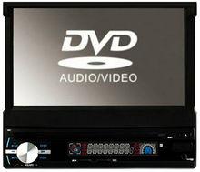 Good price single din car dvd gps bluetooth STC-7504