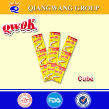 bouillon cube seasoning stock cooking cube 4g/5g/8g/10g beef/ shrimp/mutton/chicken/fish flavor