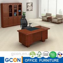 Muebles de madera modelo de tablas de la computadora gb152-14 diseño