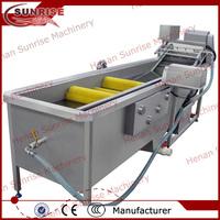 industrial fruit vegetable washing machine, industrial vegetable fruit washing machine, fruit vegetable washer