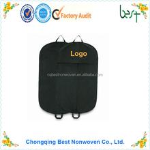 non woven suit cover bag, suit cover garment bag