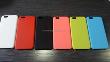 6 colors new style for iphone 6 silicon case original 4.7""