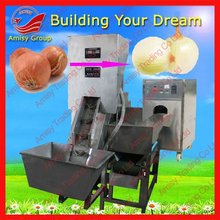Industrial Onion Machine for Peeling with Capacity 1000kg/hour