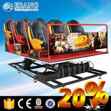 new period family ativity electric platform 5d 7d cinema theater equipment