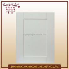 HOT SALE American white shaker kitchen cabinet