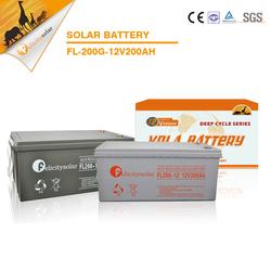 12v 200ah sealed tight solar energy storage battery, solar gel batteries for solar power system